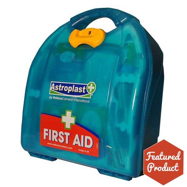 First Aid Dispenser Kit