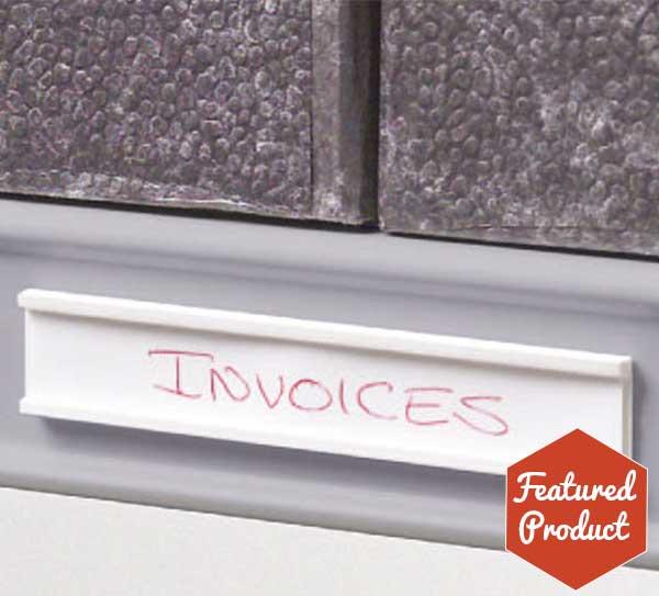 Self Adhesive Label Holders