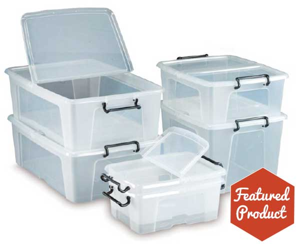 Storemaster Boxes and Lids