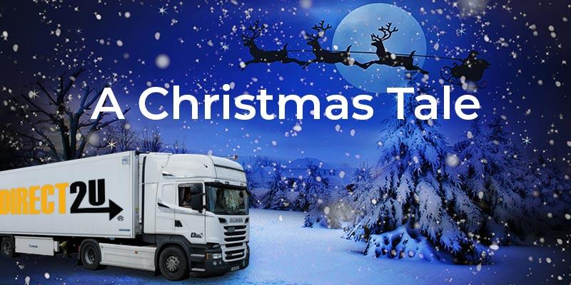 Christmas Tale Blog Banner