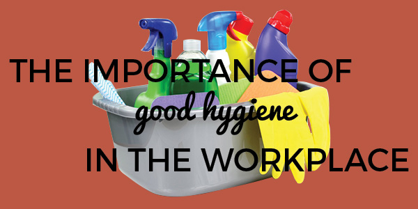 Hygiene at Work Banner