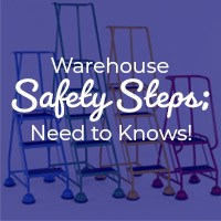 Warehouse Safety Steps – Need to knows!