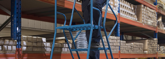 warehouse safety steps